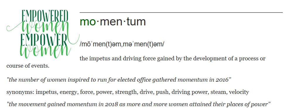 Empower women quote